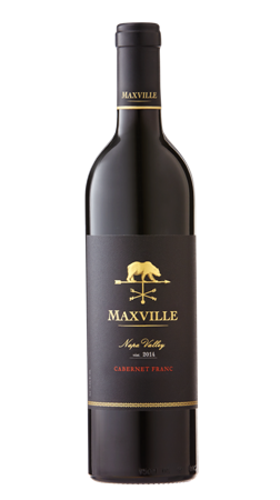 Maxville 2014 Cabernet Franc Napa Valley Image