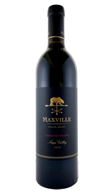 Maxville 2016 Cabernet Franc Napa Valley