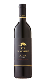 Maxville 2014 Cabernet Franc Napa Valley